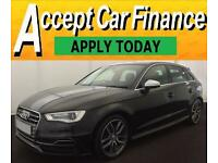Audi S3 FROM £88 PER WEEK!