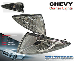 2000-2002-CHEVY-CAVALIER-EURO-CLEAR-SIGNAL-TURN-CORNER-LIGHTS-LAMP