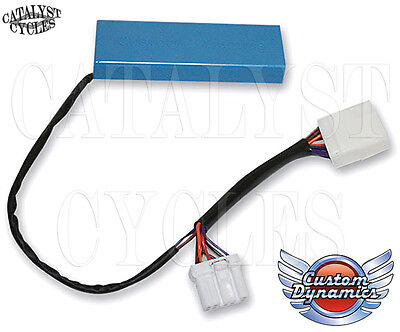Custom Dynamics Load Equalizer for Harley Turn Signals LED Stabilizer GEN2-SSHD
