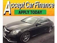 Mercedes-Benz E220 AMG Sport FROM £98 PER WEEK!
