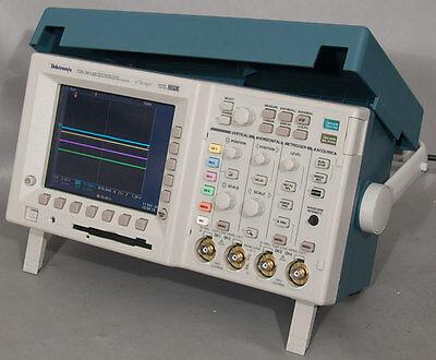 Tektronix Tds3014b 100 Mhz Digital Phospor Oscilloscope Wbattcommlimitanalys