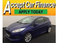 Ford Fiesta 1.0 ( 125ps ) EcoBoost ( s/s ) 2013.25MY Zetec S FROM £43 PER WEEK