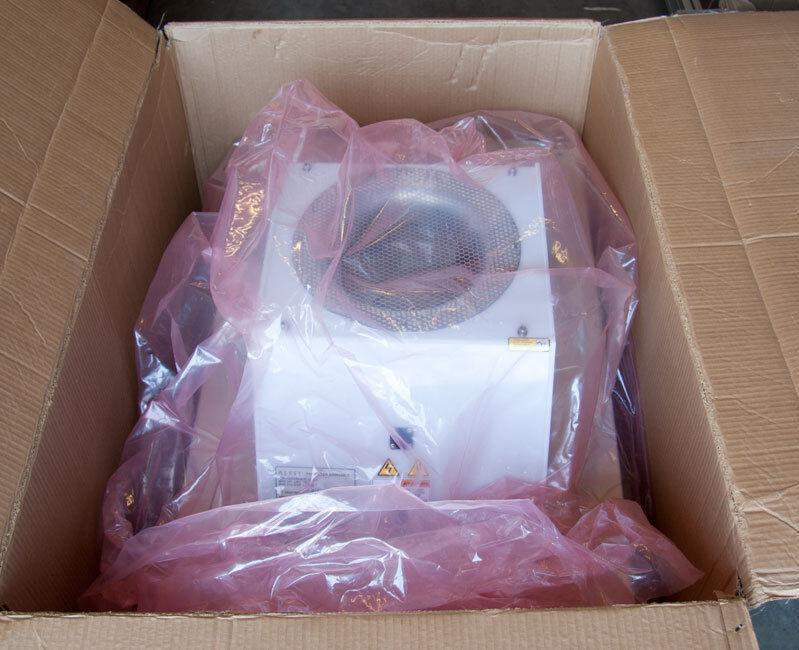 New Asyst Pn: C0093-0526-95 Fan Filter Assembly 110v, Asm Pn: 40-106215a24