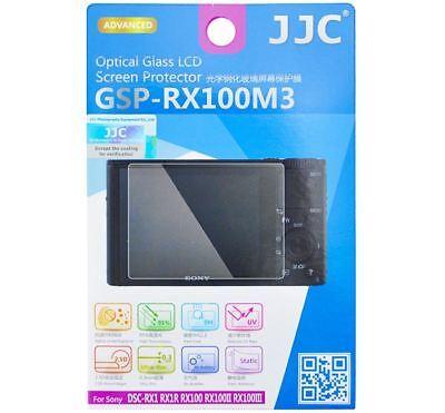 JJC Tempered Glass Screen Protector SONY DSC-RX1 RX1R RX100 II III IV