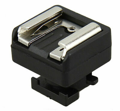 JJC MSA-1 Mini Advanced  Shoe Adapter for Canon Vixia HF G20 G30 M30 M31 M300