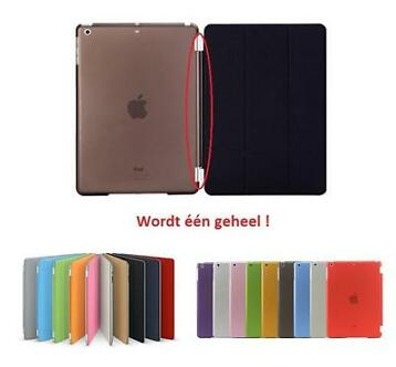 iPad mini 1 2 3 Smart Cover Smartcover hoes hoesje COMBI !!