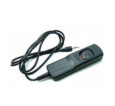 JJC MA-D Remote Shutter AS PANASONIC DMW-RS1/RSL1 for DMC-GX1 GX7 FZ20  (Dmw Rsl1 Remote)