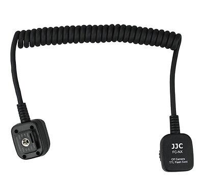 JJC Fc-Nx Ttl Fuera de Cámara Flash Zapato Caliente Sync Cable Para...
