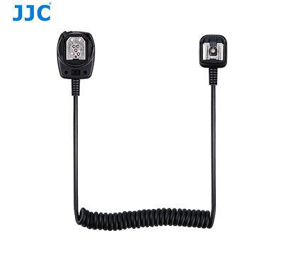 JJC FC-P3 Ttl Fuera de Cámara Flash Zapato Caliente Sync Cable Para...