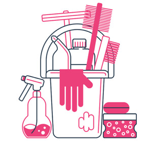 Tickled Pink Cleaning Services