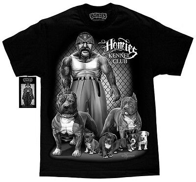 ff4549c667aa Lowrider Homies Kennel Club Pitbull Pit Cholo Gangster DGA Brand Clothing  Figure фото