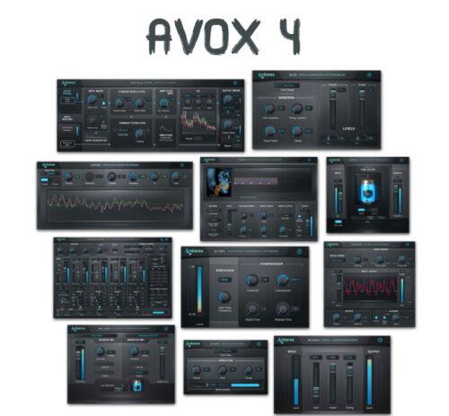 💎VST Plugin | AV0X 4 v4.2.0 VST3, AAX x64 2020 WIN PC💎