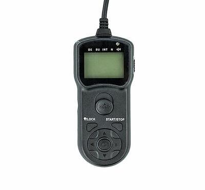 JJC Timer Remote switch control D500 D810 D5 D4S D4 D300 D3