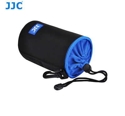 JJC NLP-13 Neoprene Lens Case Bag Pouch for Canon EF 28mm f/2.8 IS Lens