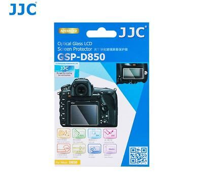 JJC GSP-D850 Tempered Glass LCD Screen Protector Top & Back for Nikon D850