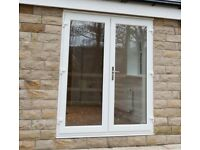 UPVC French Doors (VARIOUS SIZES And STYLES Available)