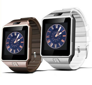*DZ09 Smart Watch  with SIM Card and Camera