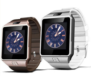 Brand New DZ09 Smart Watch  with SIM Card and Camera