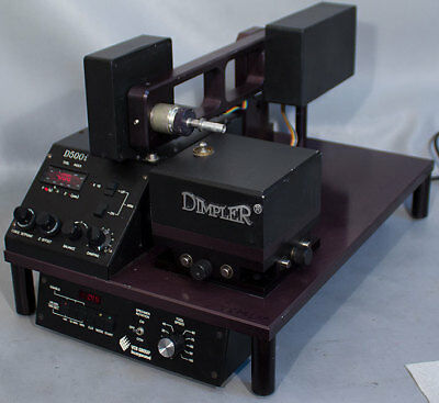 South Bayvcrelectron Microscopy Group Dimpler D500i Tem Lapping Machine