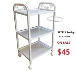 Beauty Salon Eyelash Massage Manicure Trolley From $49.00