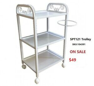 Beauty facial Salon Eyelash massage shop Trolley From $49.00