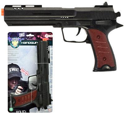t Ton Spiel Polizist Pistole mit Sound-Effekt  (Polizist Spiele)