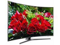 SAMSUNG 55. UE55MU6220 CURVED ULTRA HD 4K HDR SMART WIFI LED TV