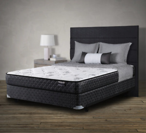 Twin Aloe Vera infused contour collection kelly mattress!