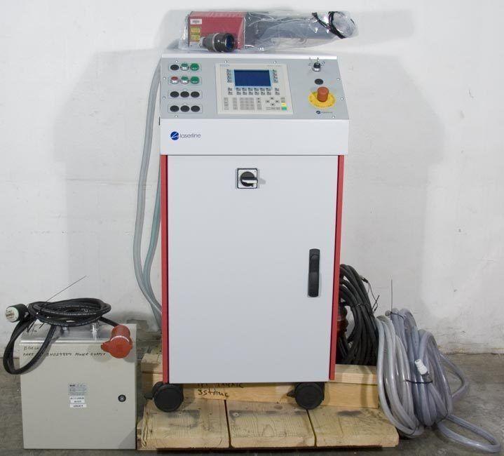 NEW Laserline LDF 400-150 Fiber Coupled Diode Laser 150 W cw 967 nm Laser Line