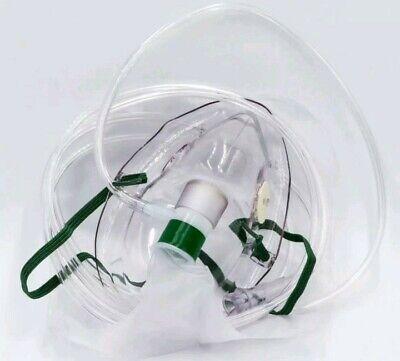 Teleflex Hudson Rci 1058 Non-rebreathing Adult Masks With Safety Vent
