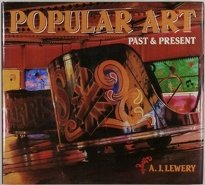 Book: English Folk Art & Folk Painting - Illustrated Survey - Offbeat Art
