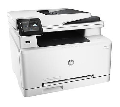 HP Colour LaserJet Pro MFP M277dw All-in-One Wireless Laser Printer & Fax Whit