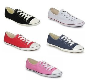 Converse-Chuck-Taylor-Trainer-Light-OX-All-Star-NEW-AUTHENTIC-All-colors-sizes