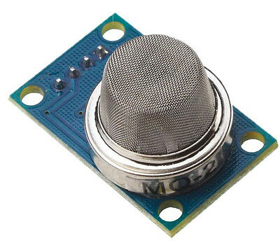 eBay - MQ-2 Smoke and Gas Sensor Detector Module