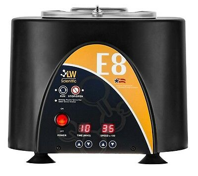 New Lw Scientific E8 Centrifuge With 8 Place Digital Speed Angled Rotor