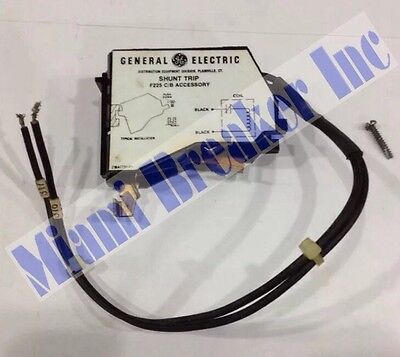 TFKSTA8 General Electric Shunt-Trip F225 C/B Accessory 24VDC for Frame TFK236F00