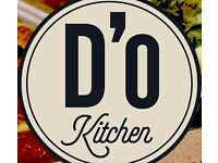 D'o Kitchen - Team Members, Kitchen Buddies, Pizza Creators and Baristas.