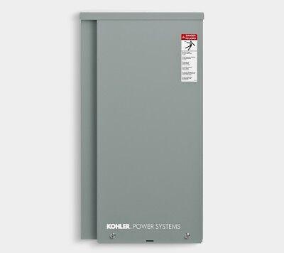 Kohler Rxt-jfnc-0200a-qs7 Ats Transfer Switch 200 Amp Standard 2 Pole Nema 3r