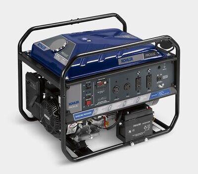 Kohler Pro9.0e 9kw Gas Portable Generator U-spec Tri Fuel Lp Ng Compatible