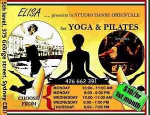 PILATES & Yoga CLASSES in George Street, Sydney CBD Sydney City Inner Sydney Preview