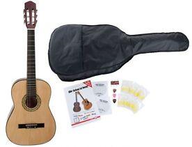 4/4 Klassik Akustik Gitarre Beginner Set