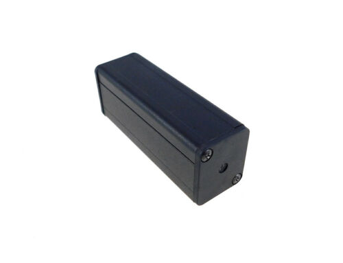 "3-1/2"" Extruded Aluminum Project Box for 2 ""D"" Series XLR"