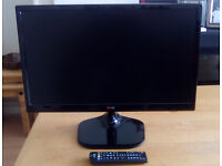 """LG 24"""" LED HD TV - 24MT46D With Remote"""