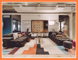 ●(Moorgate-EC2Y) Modern & Flexible - Serviced Office Space London!‎