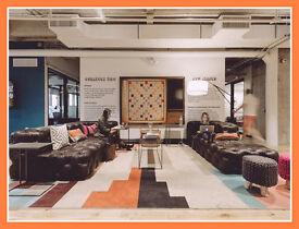 ●(Moorgate-EC2Y) Modern & Flexible - Serviced Office Space London!