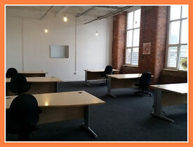* (Manchester-M35) Modern & Flexible Serviced Office Space For Rent-Let!