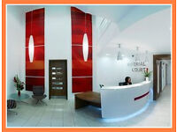 * (Manchester-M5) Modern & Flexible Serviced Office Space For Rent-Let!‎