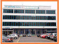●(North Acton-W3) Modern & Flexible - Serviced Office Space London!‎