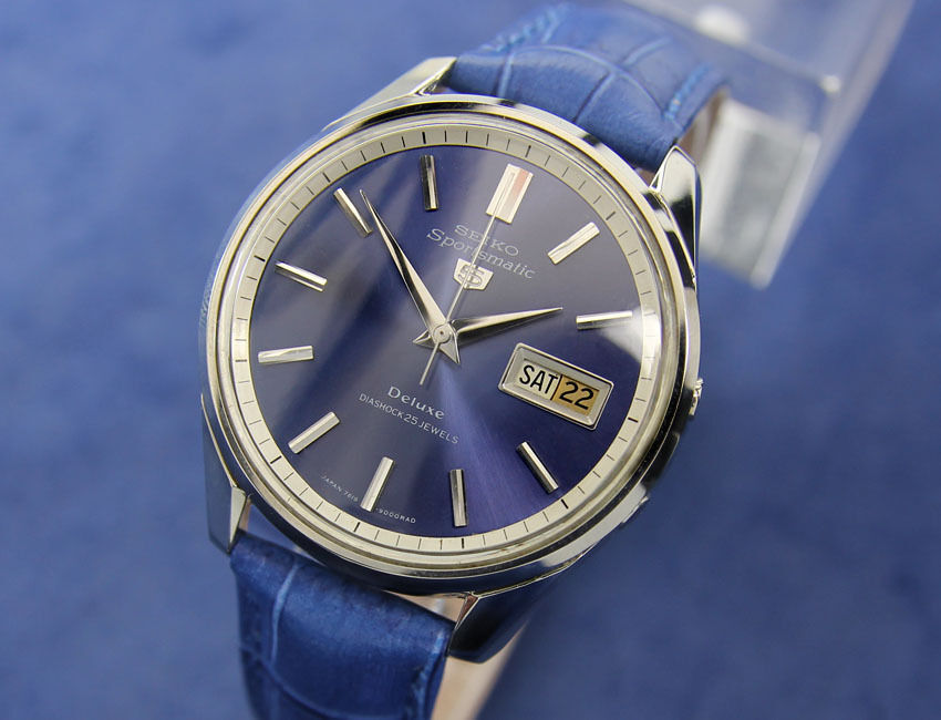 Your Guide to Valuing Your Vintage Seiko Timepiece