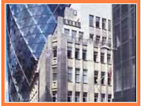 ●(Aldgate-EC3A) Modern & Flexible - Serviced Office Space London!‎